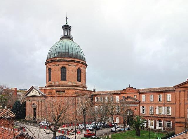 hôpital de La Grave à Toulouse